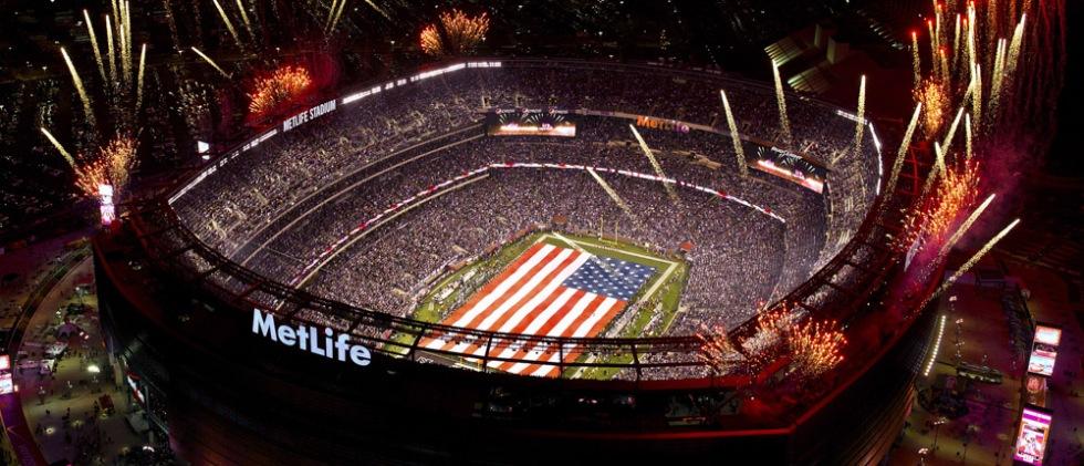 Super Bowl Stadium